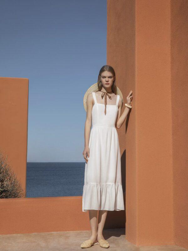 Φόρεμα τιράντα (FY27115)