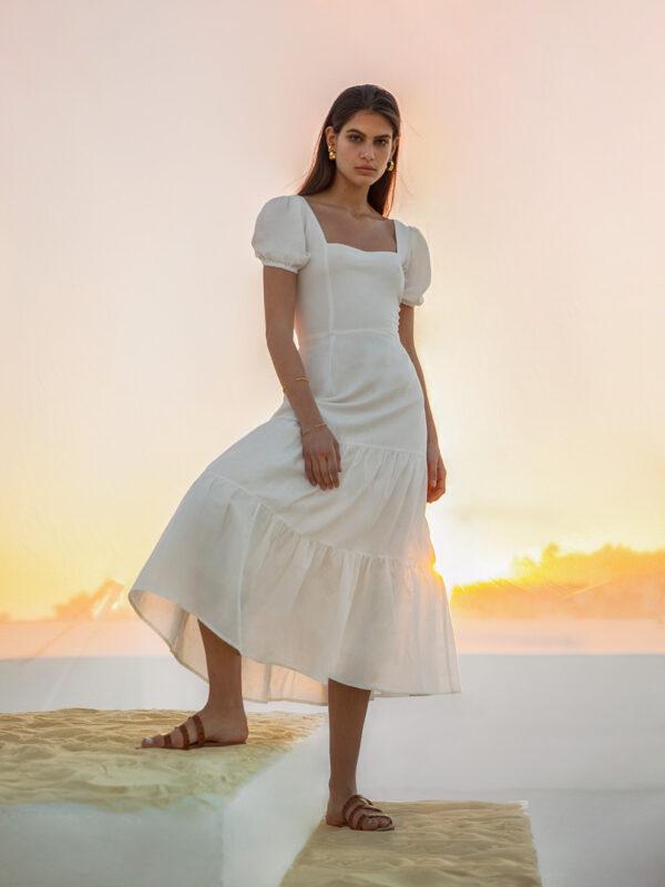 Demetra dress (FY27223)